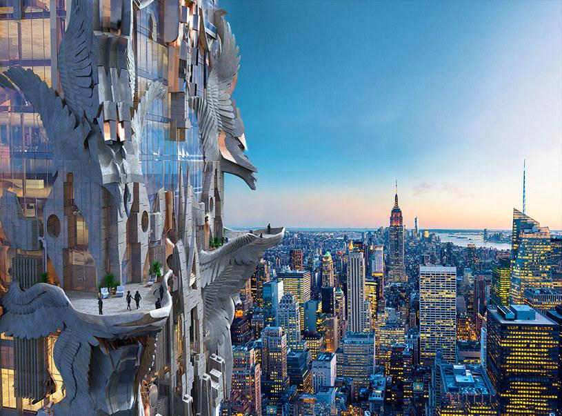 102-piętrowy wieżowiec w Nowym Jorku /materiały prasowe