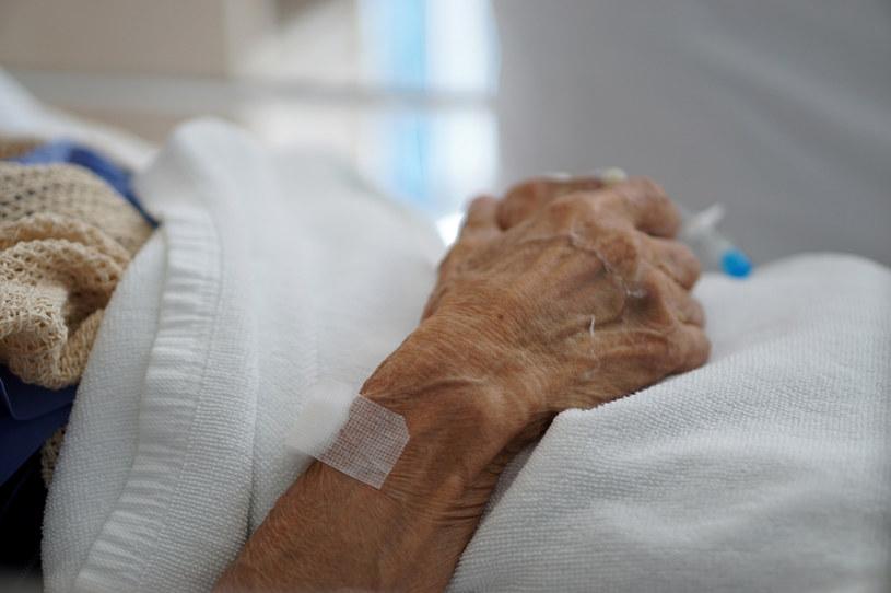 103-latka wyzdrowiała; zdj. ilustracyjne /123RF/PICSEL