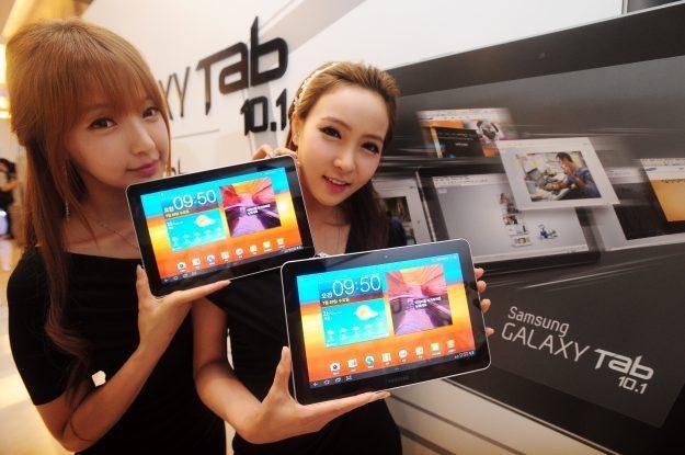 11,8-calowy tablet Samsunga być może pojawi się jeszcze w tym roku /AFP