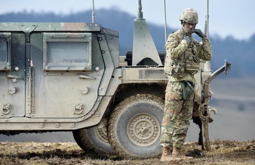 11,8 tys. żołnierzy USA wyjedzie z Niemiec /CHRISTOF STACHE /AFP