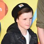 11-letni Cruz Beckham zrobi karierę w muzyce?