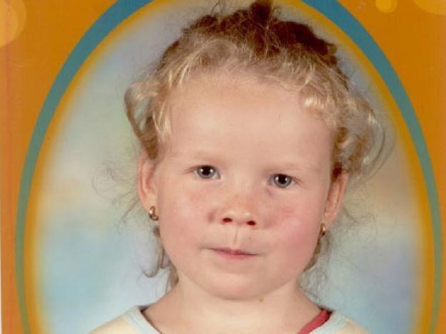 11-letnia Julia. /Policja