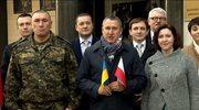 """11 listopada: Ukraińscy dyplomaci składają życzenia Polakom, śpiewając """"Mazurek Dąbrowskiego"""""""