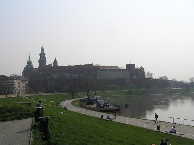11 mld zł potrzeba, by ziściło się marzenie krakowskich włodarzy o czystym mieście. Fot. K. Mrówka /INTERIA.PL