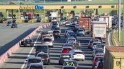 11 mln Polaków pojechało na urlop samochodem
