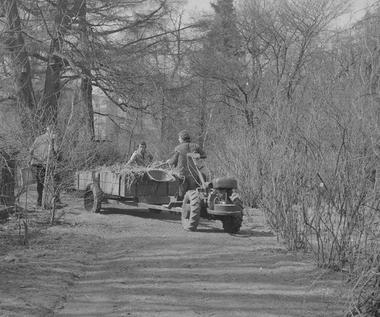 11 października 1957 r. Ursus C-308 zjechał z taśmy