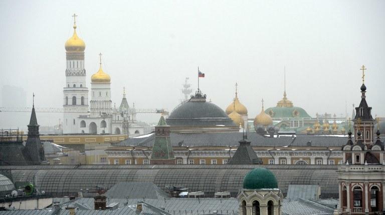 11 października w Moskwie zatrzymano grupę osób podejrzanych o przygotowywanie zamachu terrorystycznego /Yuri Kadobnov /AFP