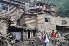 113 ofiar powodzi w Afganistanie, ponad 100 zaginionych