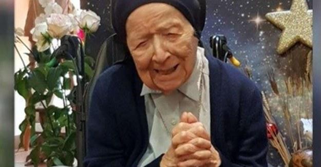 """116-letnia zakonnica wyzdrowiała po zakażeniu koronawirusem. """"Nie bałam się śmierci"""""""