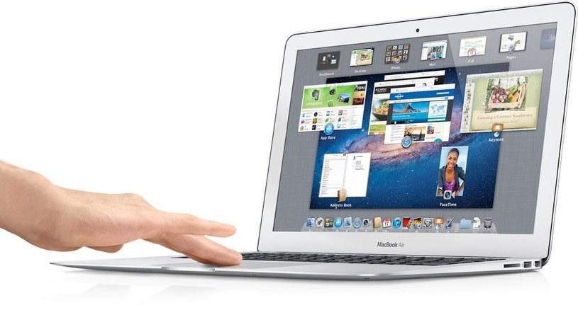 12-calowy MacBook Air ma pojawić się jeszcze w tym roku /materiały prasowe