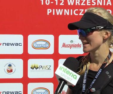 12. Festiwal Biegowy w Piwnicznej-Zdroju. Katarzyna Solińska wygrała na 61. km. Wideo