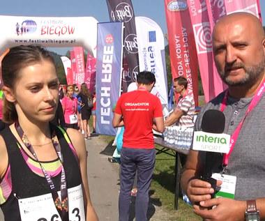 12. Festiwal Biegowy w Piwnicznej-Zdroju. Lidia Czarnecka wygrała Koral Maraton. Wideo