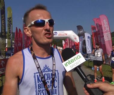 12. Festiwal Biegowy w Piwnicznej-Zdroju. Michał Bąk wygrał Koral Półmaraton. Wideo