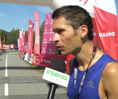 12. Festiwal Biegowy w Piwnicznej-Zdroju. Tomasz Kobos wygrywa na 61 km. Wideo