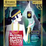 12. Festiwal Muzyki Filmowej od 14 maja w Krakowie