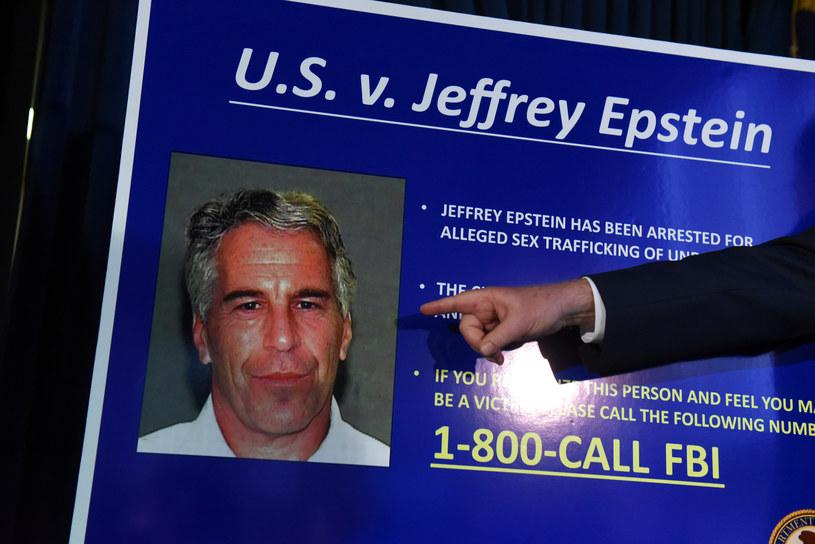 12 lat temu Epstein został oskarżony na Florydzie o namawianie nieletnich do prostytucji /AFP