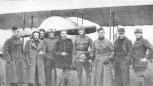 12 maja 1919 r. Francuska Szkoła Pilotów w Warszawie
