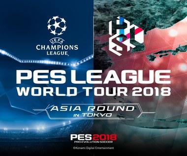 12 października start e-sportowej Ligi Mistrzów UEFA w PES 2018