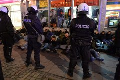 120 kiboli Lazio zatrzymanych w Warszawie