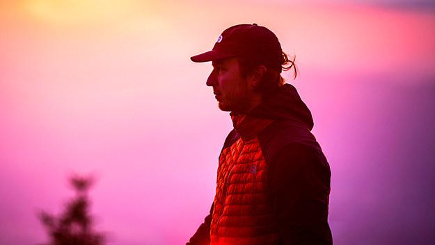 1200 kilometrów, ponad miesiąc wędrówki - to plan Mateusza Waligóry, który najczęściej chodzi po pustyniach. /Mateusz Waligóra /Materiały prasowe