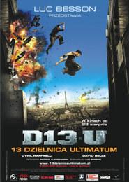 13 dzielnica - ultimatum
