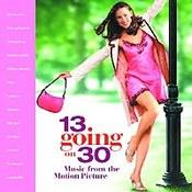 muzyka filmowa: -13 Going On 30