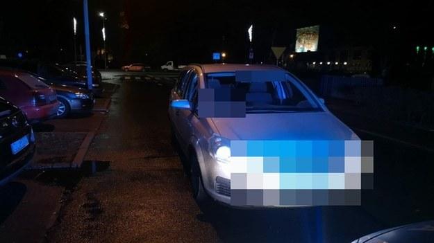 13-latek zabrał ojcu kluczyki i wybrał się na przejażdżkę /Policja