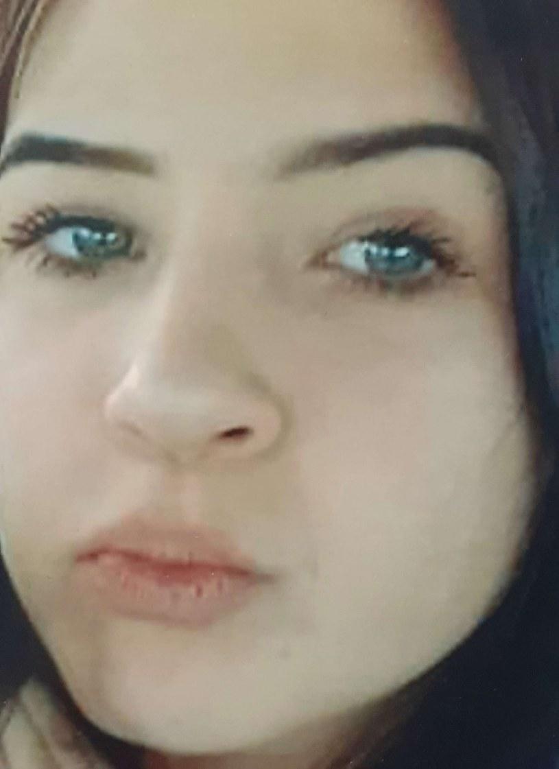 13-letnia Nikola Choroszyńska, zdj. KMP Łomża /