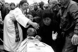 13 października 1982 r. Andrzej Augustyn zastrzelił Bogdana Włosika