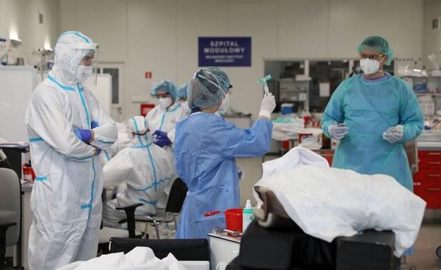 133 nowe zakażenia koronawirusem w Polsce. 5 osób zmarło