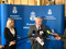 134 mln zł dla Krakowa z Polskiego Ładu. Małgorzata Wassermann i Jacek Majchrowski na wspólnej konferencji