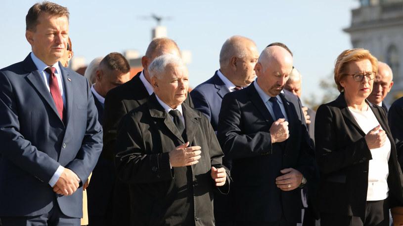 137. miesięcznica katastrofy smoleńskiej /Fot Tomasz Jastrzebowski /Reporter