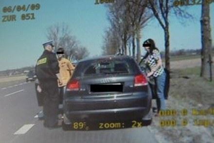 14-latek pędził 169 km/h! /Policja