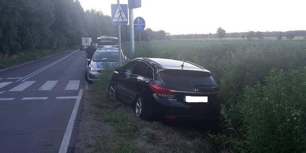 14-latek zabrał auto matce /Policja