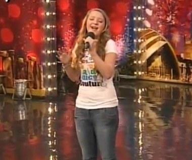 14-latka zaśpiewała przepięknie!