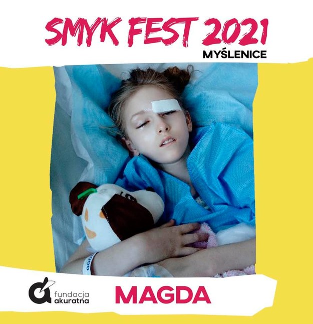 14-letnia Madzia z Krakowa /Fundacja Akuratna /