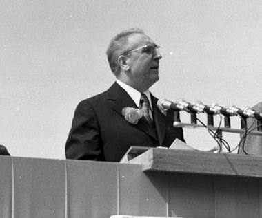 """14 marca 1968 r. """"Śląska woda pogruchocze im kości"""""""