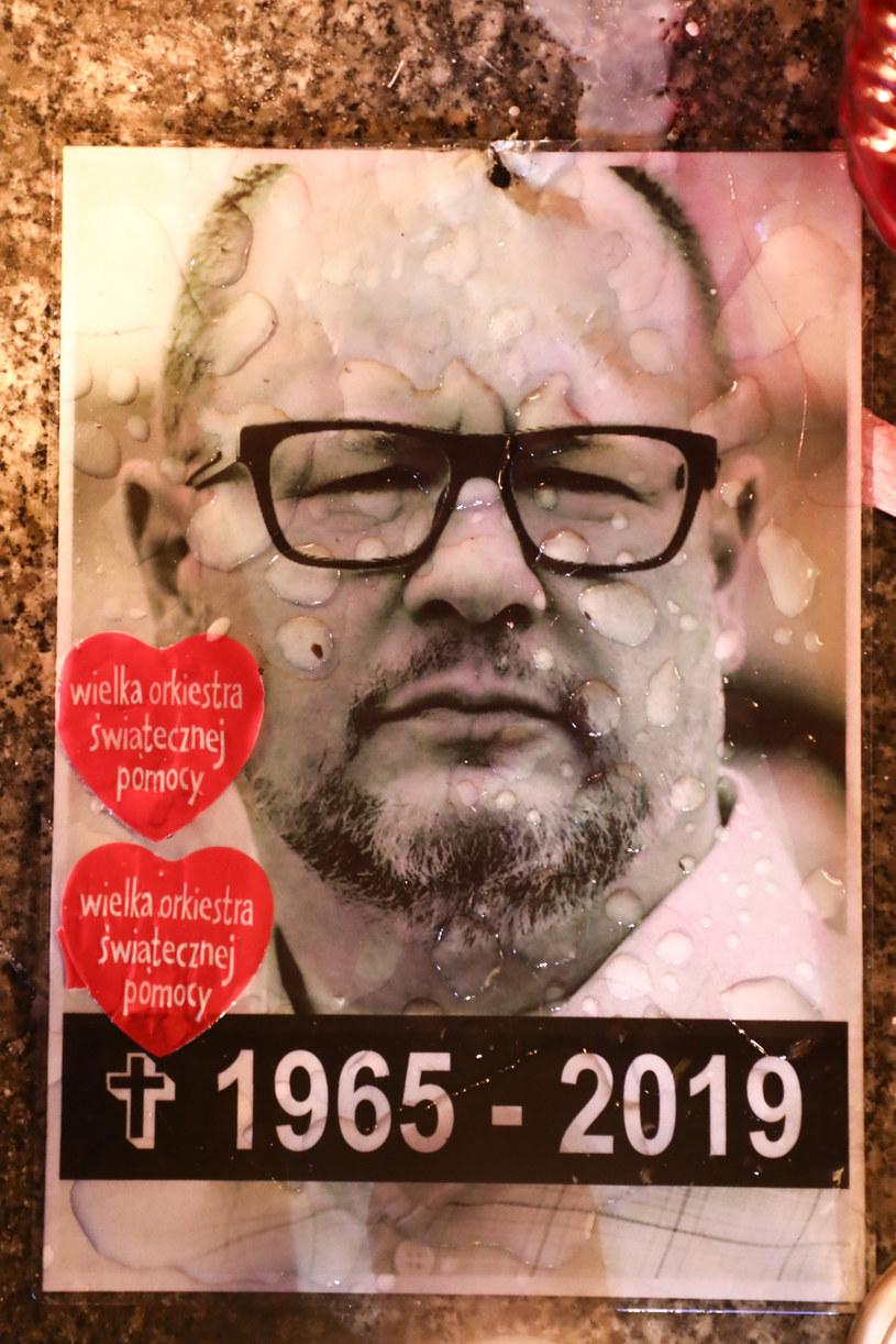 14 stycznia minie rok od tragicznej śmierci Pawła Adamowicza /Beata Zawrzel/REPORTER /East News