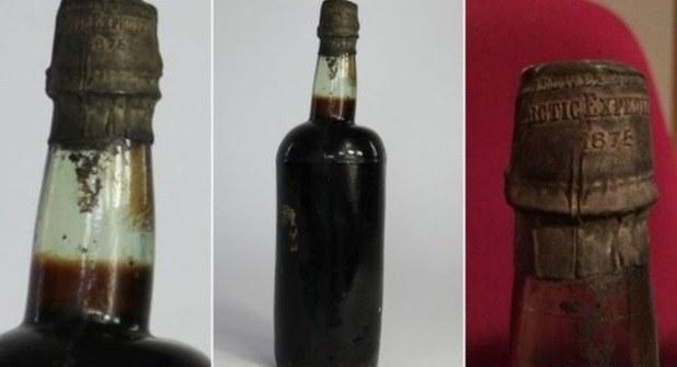 140-letnie piwo zostało znalezione w garażu w Anglii /Trevanion & Dean, Auctioneers & Valuers /materiały prasowe