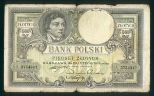 15 kwietnia 1924 r. Reforma walutowa w II RP. Zebranie założycielskie Rady Banku Polskiego