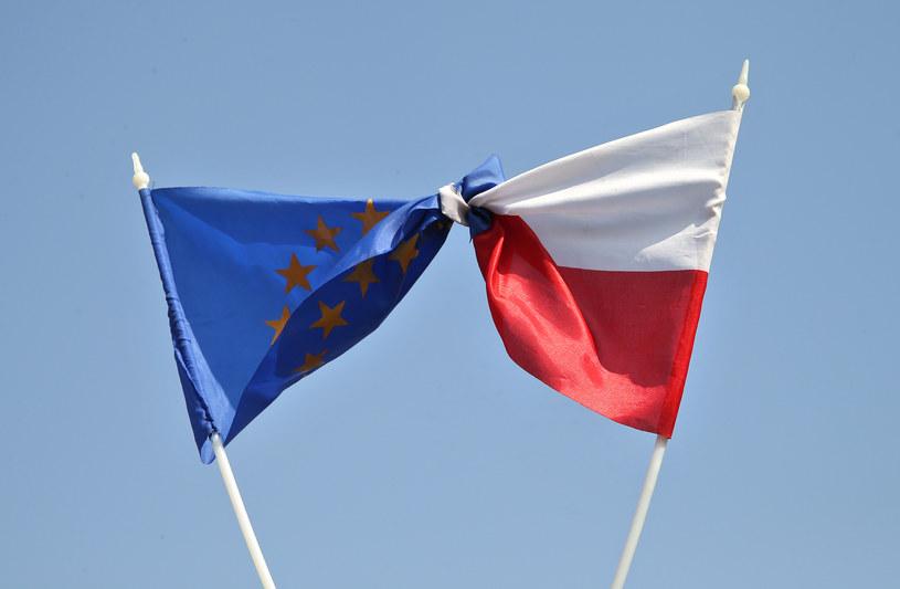 15 lat temu Polska przystąpiła do Unii Europejskiej /Damian Klamka /East News