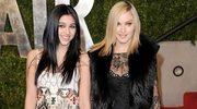 15-letnia córka Madonny przyłapana