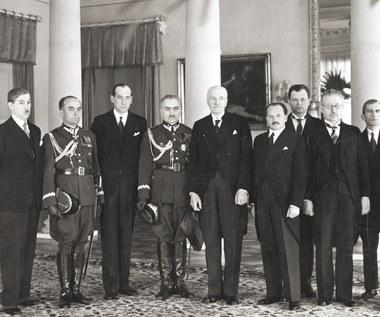 15 maja 1937 r. Rząd Felicjana Sławoja Składkowskiego
