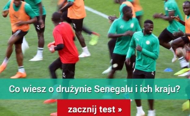 15 pytań na rozgrzewkę przed meczem Polska - Senegal