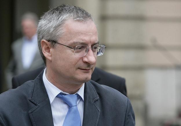 15 stycznia w związku z planowaną reformą do dymisji podał się szef ABW Krzysztof Bondaryk /S. Maszewski /Reporter