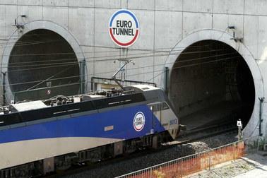 150 imigrantów dziennie próbuje wtargnąć do tunelu pod Kanałem La Manche