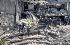 152 osoby wciąż zaginione po zawaleniu się apartamentowca