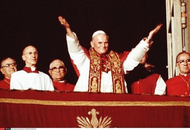 16.10.1978 - kardynał Karol Wojtyła zostaje wybrany papieżem /East News