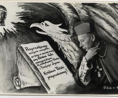 16 kwietnia 1966 r. Obchody Milenium Chrztu Polski zakłócone przez komunistów salwami armatnimi