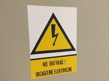 16-latek zginął po porażeniu prądem. Wszedł do stacji transformatorowej